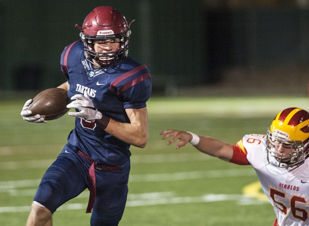 St. Margaret's senior Ryan Cragun has committed to Penn. (Nick Agro, SCNG)