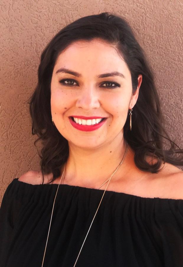 Mayra Castro OrozcoPhoto courtesy of the author