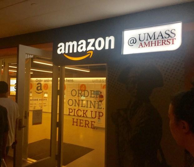 University Village Shopping Center Colorado Springs: Amazon Adding First Orange County Brick-and-mortar Store