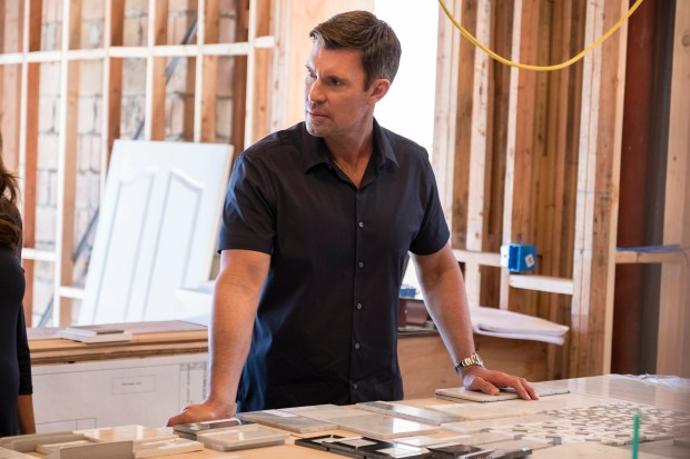 "Jeff Lewis of Bravo TV's ""Flipping out."" (Photo by Nicole Wilder/Bravo)"