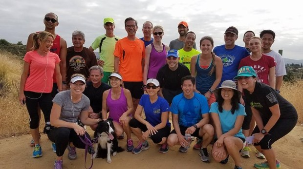The Brea chapter of A Snail's Pace running club meets for its pub runs every third Thursday of every month, April through September. All paces are welcome.
