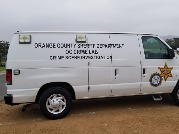The Orange County Coroner's Office exhumed the body of a man Wednesday who was buried after being mistakenly identified.Scott Schwebke