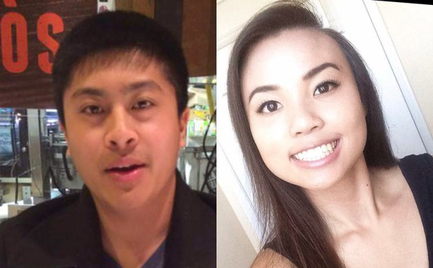 Joseph Orbeso, 21, and Rachel Nguyen, 20, went to Joshua Tree National Park for a hiking trip and haven't been seen since July 27. (Courtesy photos)