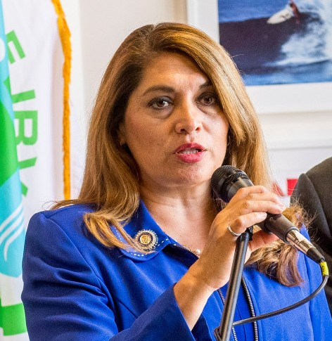 Assemblywoman Sharon Quirk-Silva, D-Fullerton.