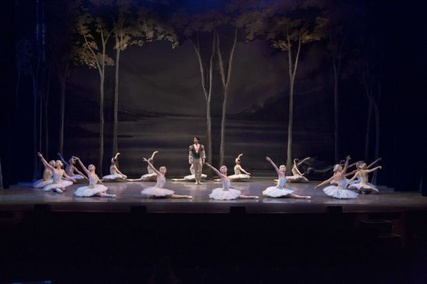 "Los Angeles Ballet closes its 12th season with ""Swan Lake."" Courtesy image"