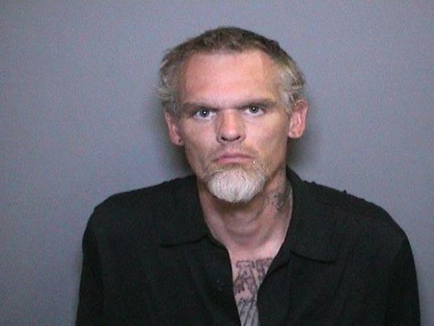 Mark Lewis Amacher Jr. booking photo. Courtesy of the Orange County District Attorney's Office.