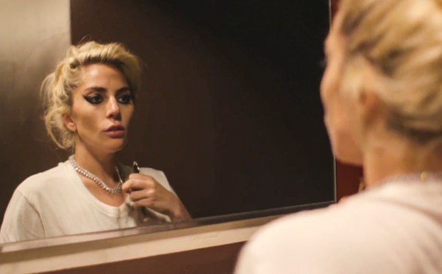 "Lady Gaga in the documentary ""Gaga: Five Foot Two."""