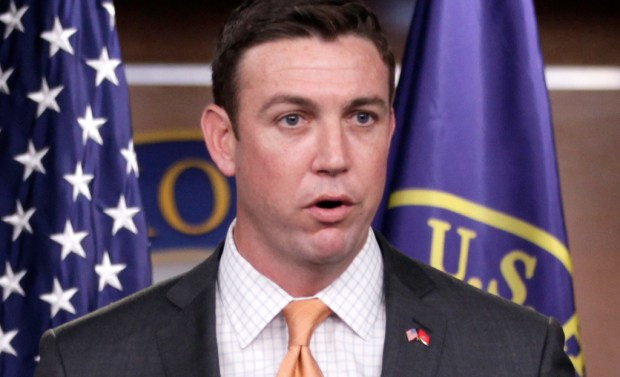 Rep. Duncan Hunter, R-Alpine (File photo)