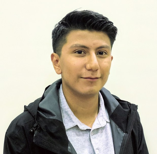 UC Irvine student Luis Pierrez is a beneficiary of the Deferred Action for Childhood Arrivals or DACA program. (Courtesy photo)