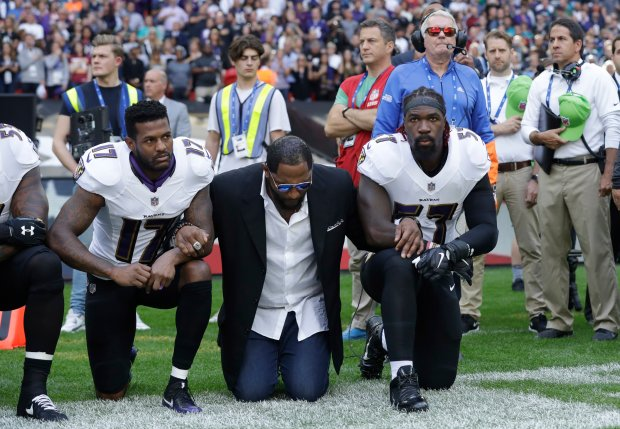 NFL owners speak out in support of players, against Trump