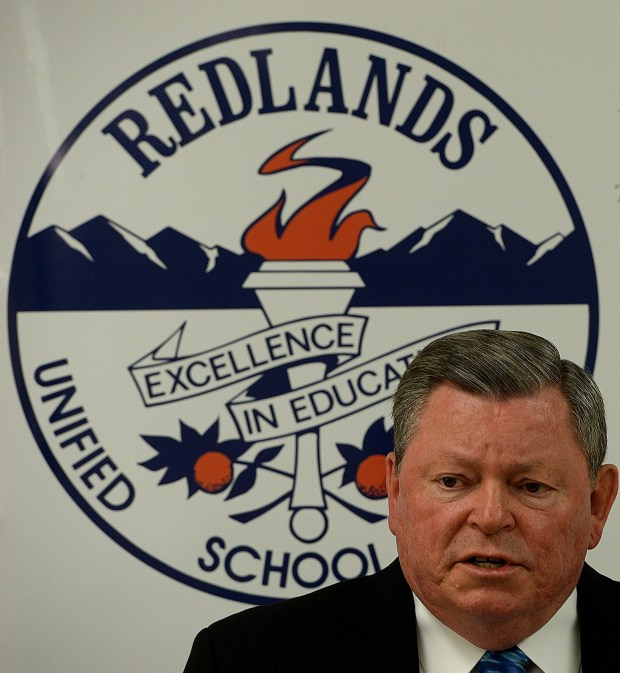 "The Redlands Unified School District Agreed to pay a former high school student $6 million to settle a lawsuit, in August 2016, brought against the district after former teacher Laura Whitehurst was convicted of having sex with him and other students. ""While we are not pleased with this outcome, this agreement settles this tragic case once and for all so we can move forward,"" said district spokesman Tom DeLapp. (Staff file photo by Rick Sforza, Redlands Daily Facts/SCNG)"