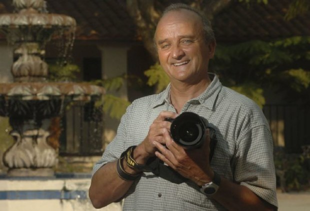 Rick Rickman teaches photography at Magnolia High School. (Photo courtesy of Magnolia High School)