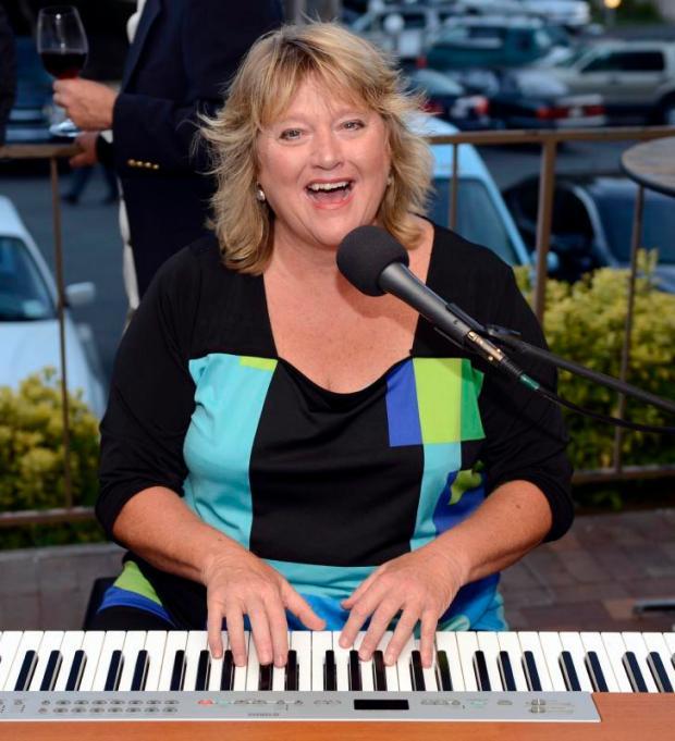 Roxanna Ward teaches choral music at Laguna Beach High School. (Photo courtesy of Laguna Beach High School)