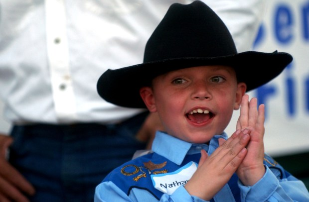 The Challenged Children's Rodeo is part of the Annual San Bernardino County Sheriff's Rodeo held at the rodeo grounds of Glen Helen Regional Park in Devore. (Staff file photo by Al Cuizon, The Sun/SCNG)