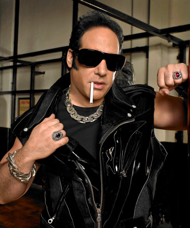 Andrew Dice Clay will perform at M15 Concert Bar & Grill on July 28.
