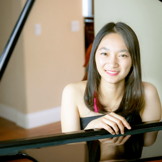 Pianist Christine Cheng, 17, a member of the Music Teachers' Association of California's Young Artist Guild, will give a concert Oct. 8, 2017, at the University of Redlands. The concert is part of MTAC Redlands Branch's 100th anniversary celebration. (Courtesy Photo)