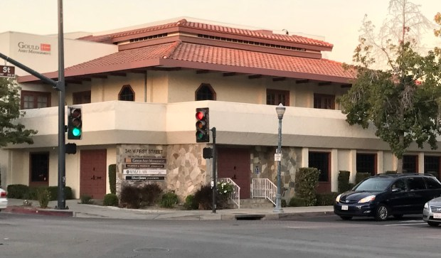 The ugliest structure in Claremont?