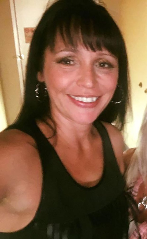 Candice Bowers, of Garden Grove, is a mother of three. Bowers, was one of the people killed in Las Vegas after a gunman opened fire on Sunday, Oct. 1, 2017, at a country music festival. (Courtesy of GoFundMe)