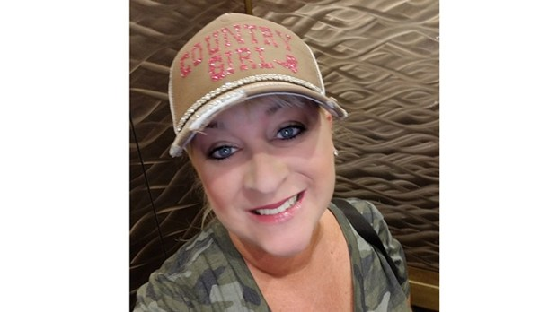 Tami Colosimo, 44, a Moreno Valley High School graduate who now lives in Lake Elsinore wrapped tourniquets, applied pressure to wounds and inserted IVs and covered dead bodies Sunday night after the shooting began at the Route 91 Harvest Festival in Las Vegas.(Photo courtesy of Tami Colosimo)