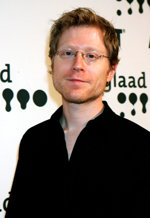 Actor Anthony Rapp arrives at the 17th annual GLAAD media award ceremony, Monday, March 27, 2006, in New York. The Gay and Lesbian Alliance Against Defamation (GLAAD) awards recognize and honor mainstream media for their fair and accurate representations of the lesbian, gay, bisexual and transgender communities and the issues that affect their lives. (AP Photo/Diane Bondareff)
