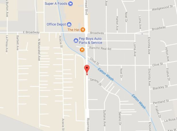Motorcyclist critically injured in Temple City crash