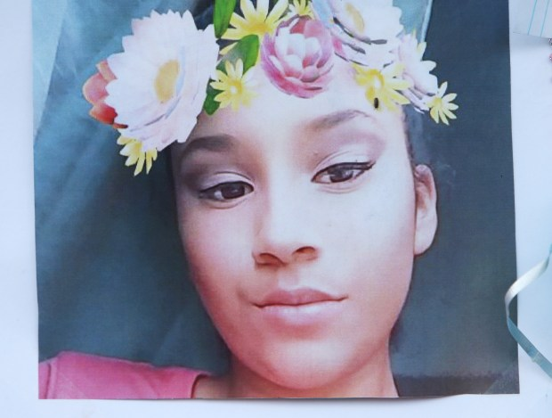13-year-old Grethel Torres of Ontario, was a student at Wiltsey Middle School in Ontario. She was struck and killed Tuesday near the corner of G St. and Grove Ave. in Ontario. (Stan Lim, Inland Valley Daily Bulletin/SCNG)