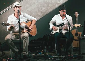 Enjoy a free live performance by Ottopilot in Huntington Beach. (Photo Courtesy of Ottopilot)
