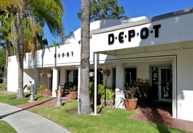 The departure of Toyota headquarters to Texas has left local restaurants like the Depot in Old Torrance down in revenue. Photo by Robert Casillas, Daily Breeze/SCNG