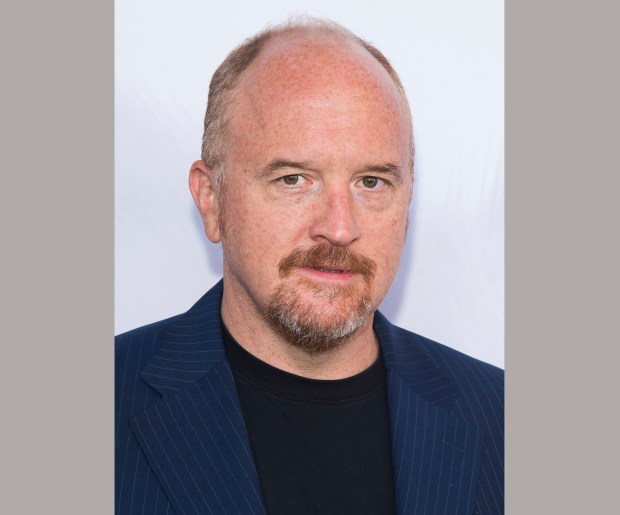 Comedian and filmmaker Louis C.K. is being accused of sexual misconduct by five woman, the New York Times is reporting. (Photo by Charles Sykes/Invision/AP, File)