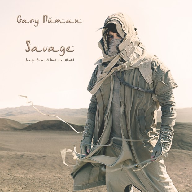 "Gary Numan's new album, ""Savage (Songs from a Broken World),"" looks at humanity in an apocalyptic, post-global warming Earth in the not-too-distant future. (Photo courtesy of Gary Numan)."