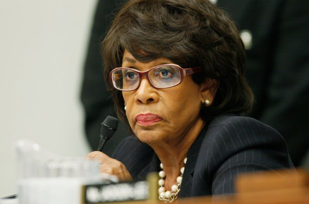 Democratic Rep. Maxine Waters on Capitol Hill in Washington, D.C. (AP Photo/Charles Dharapak, File)