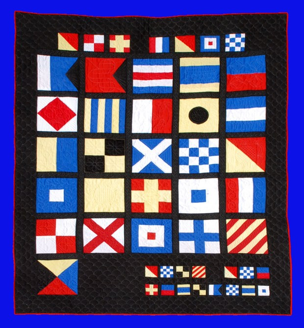 Quilts with Redlands themes are topic for April Morning Club ... : quilt facts - Adamdwight.com