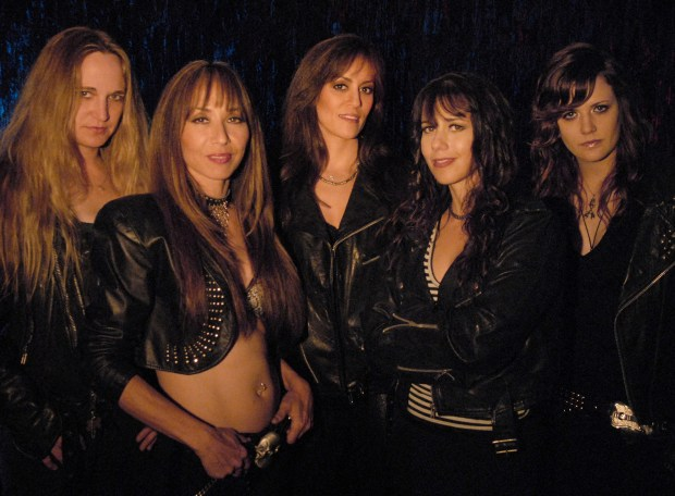 The Iron Maidens are set to perform on Dec. 2 at the Tiki Bar in Costa Mesa. (Photo Courtesy of The Iron Maidens)