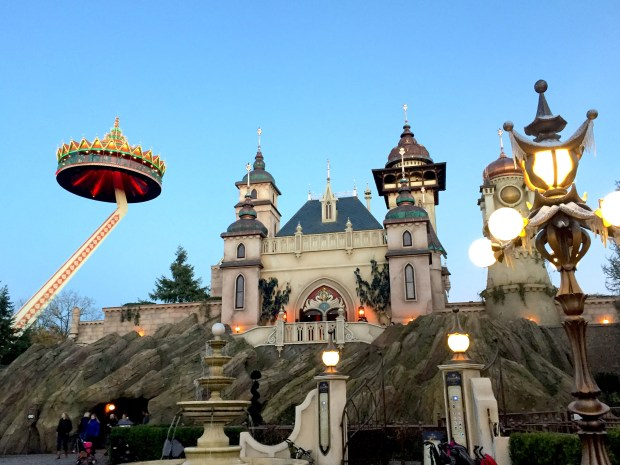 Theme Park Insider readers voted Efteling the world's best theme park this year, following five years of honoring Tokyo DisneySea. Disneyland and Universal Orlando are great, but right now, the international competition is even better. (Photo by Robert Niles)