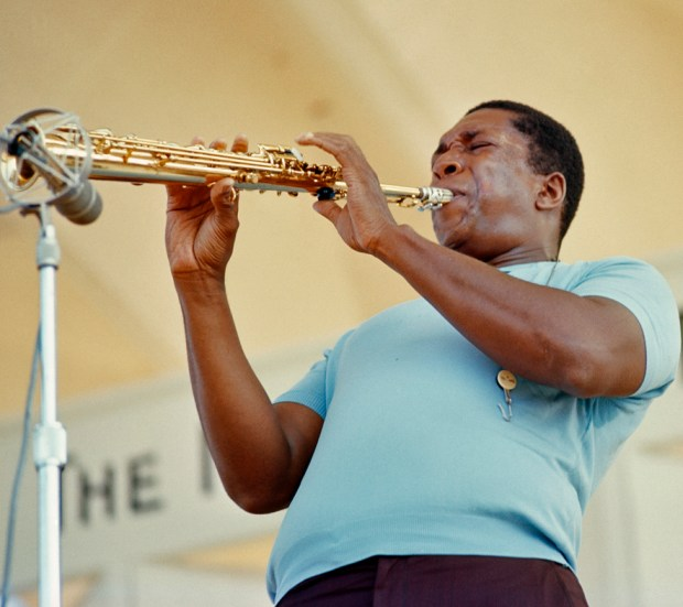 "John Coltrane, who is the subject of the ""Independent Lens"" documentary ""Chasing Trane,"" airing Monday."