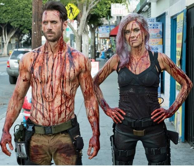 Hunger Games' Josh Hutcherson gets goofy in violent comedy 'Future ...