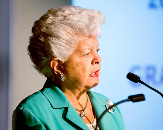 Rep. Grace Napolitano, D-Norwalk.