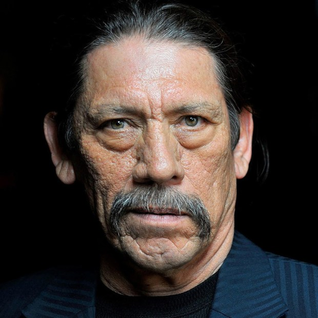 Actor and restaurateur Danny Trejo. (File photo)