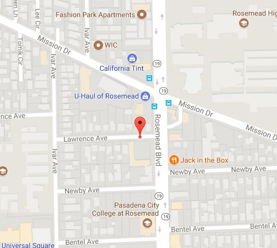 Rosemead Burglary Suspect Foiled At A Home Instead Steals Two Bmws