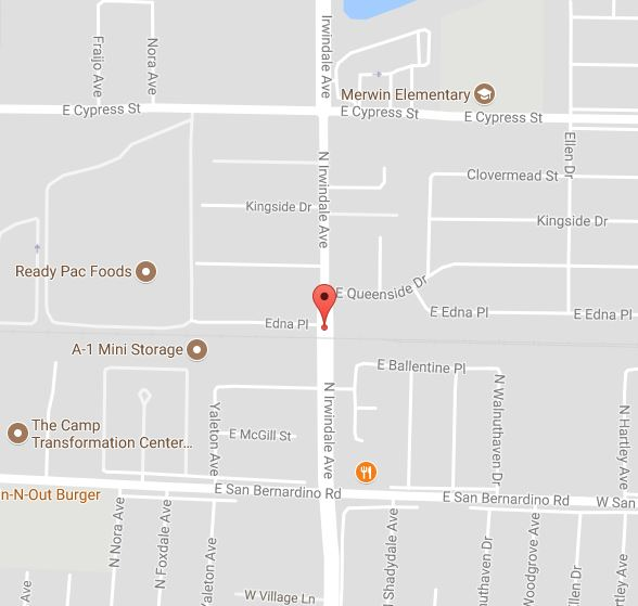 Irwindale California Map.Woman Fatally Struck By Vehicle Near Irwindale Identified San
