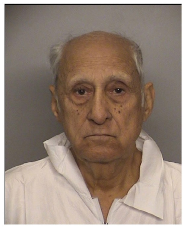 Zafar Ali, 74, of Orange County, is expected to be sentenced to 75 years to life in prison after he pleaded guilty to killing three family members in Fontana earlier this year. (Courtesy Fontana Police Department)