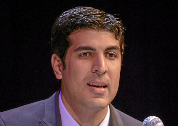 Assemblyman Matt Dababneh, D-Van Nuys ,has been accused of sexual assault and sexual harassment. (2013 photo by David Crane/Los Angeles Daily News )