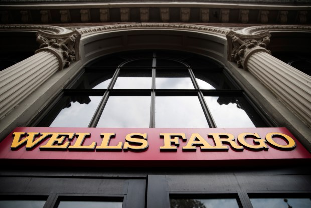 Wells Fargo stands to benefit from the new tax overhaul. (AP Photo/Matt Rourke, File)