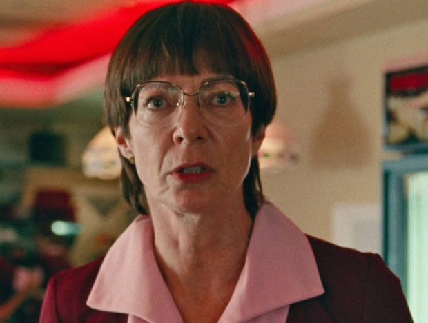"allison Janney is getting Oscar buzz for her performance of LaVonya Golden in ""I, Tonya."""