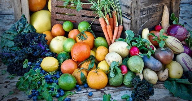 Horticulturist, David Rizzo, will discuss everything edible, including vegetables, herbs, fruits and berries at Roger's Gardens on Jan. 6. (Photo Courtesy of Roger's Gardens)