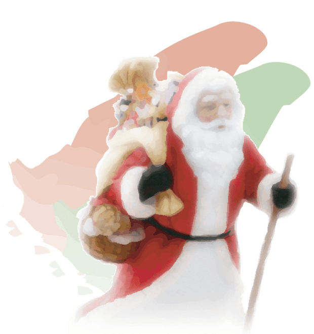 julenisse was known for his kindness toward children and on christmas eve kids leave a bowl of porridge out for him to eat during the night he hides - Pictures Santa Claus