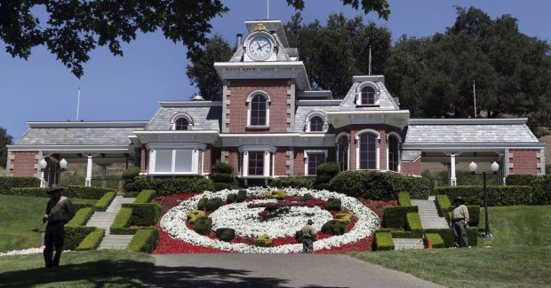 Tohme Tohme says he was instrumental in saving the Michael Jackson's Neverland Ranch in Los Olivos from foreclosure when the singer was still alive, and now the former manager for the King of Pop says Jackson's estate owes him $2.3 million. (File photo by the Associated Press)