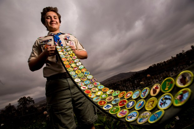 Boy Scouts of America weighed down by red ink, high pay for execs before bankruptcy