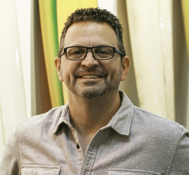 Dave Tanner, who will assume the role of CEO for Boardriders, Inc. when a deal to buy Billabong finalizes.