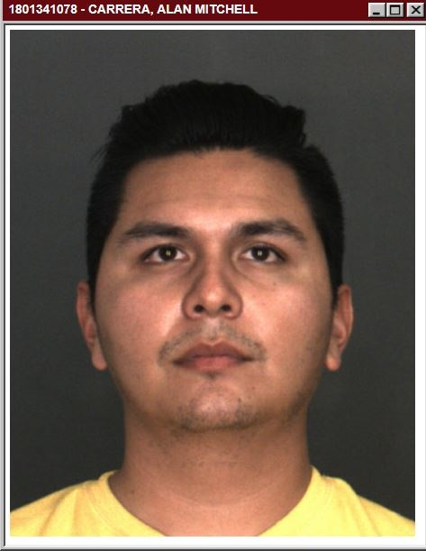 Alan Mitchell Carrera (Photo courtesy of city of Chino)